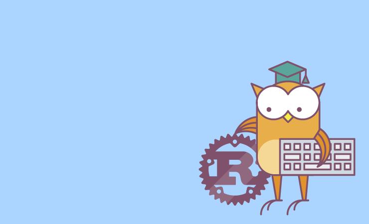 Rust Developer background